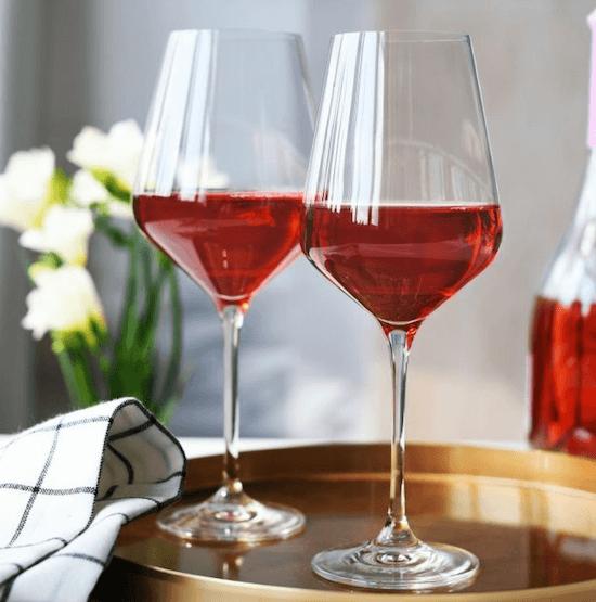 copa vino rosado grace sophie kors boutique