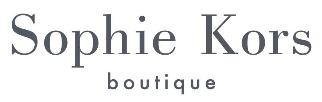 logo sophie kors boutique