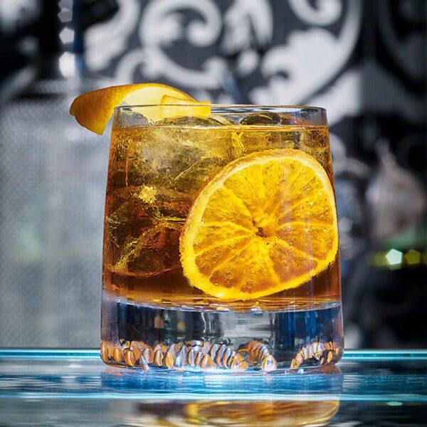 Detalle vaso whisky Sofía